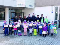 Wiha Kindergartenprojekt 2019