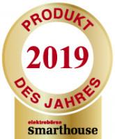 Logo Produkt des Jahres Smarthouse 2019